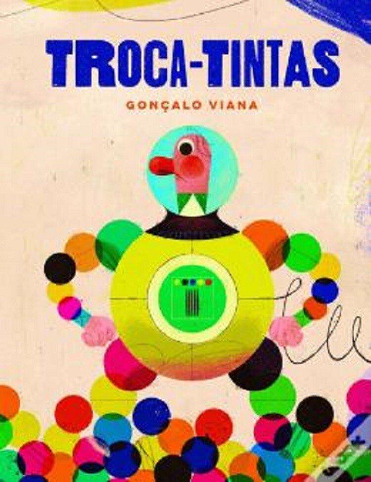Histórias que nos Ligam: 'Troca-Tintas',  de Gonçalo Viana