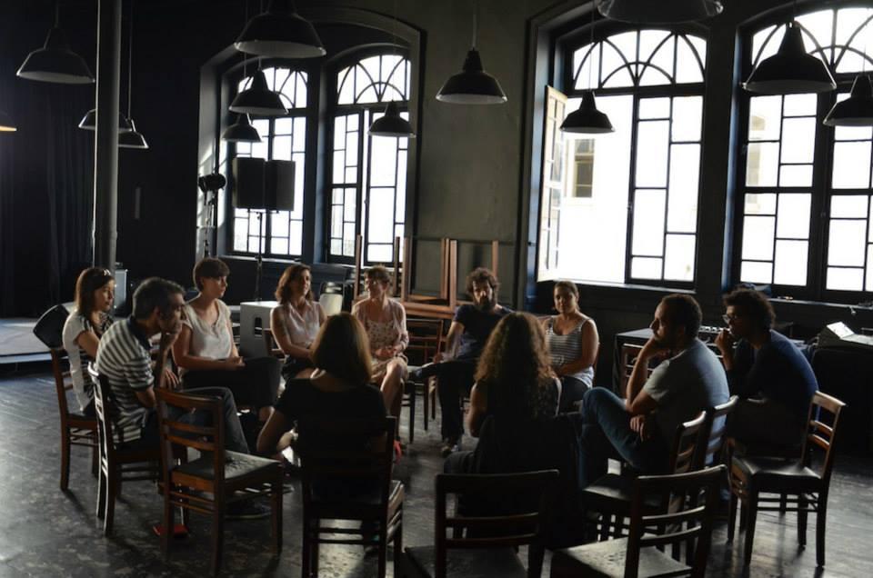 Roda de Conversa com Bia Ferreira e participação de Dani Araújo e Linda Cerdeira