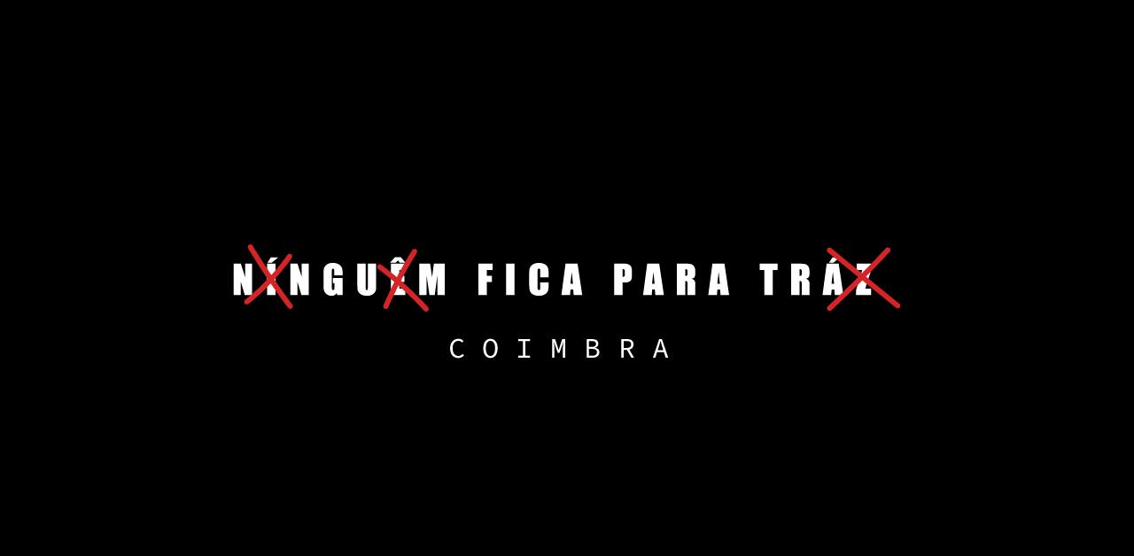 'Nínguêm fica para Tráz' - O Documentário