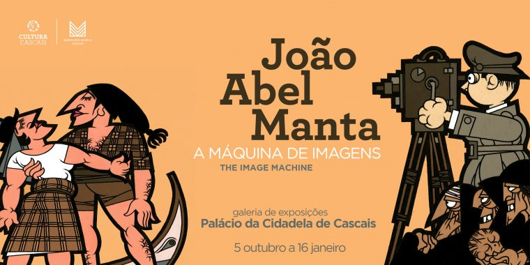 João Abel Manta: A Máquina de Imagens