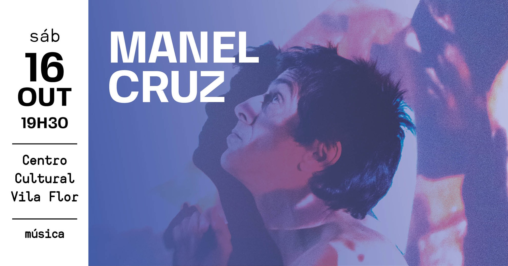 Manel Cruz • Vida Nova