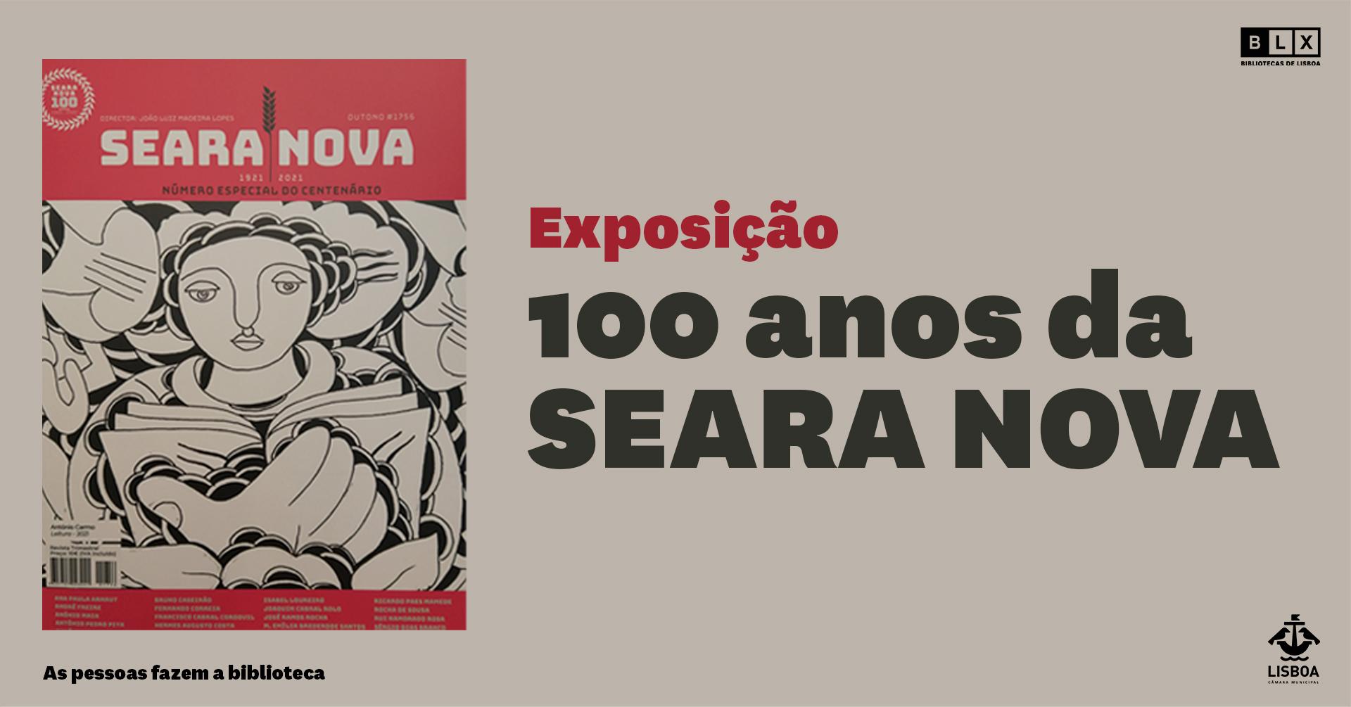 100 anos de Seara Nova