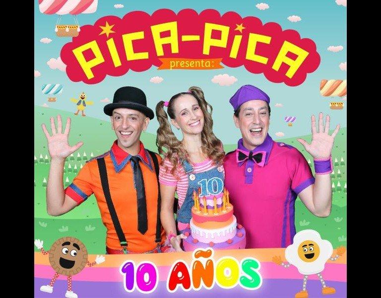 Pica-Pica ¡10 años!