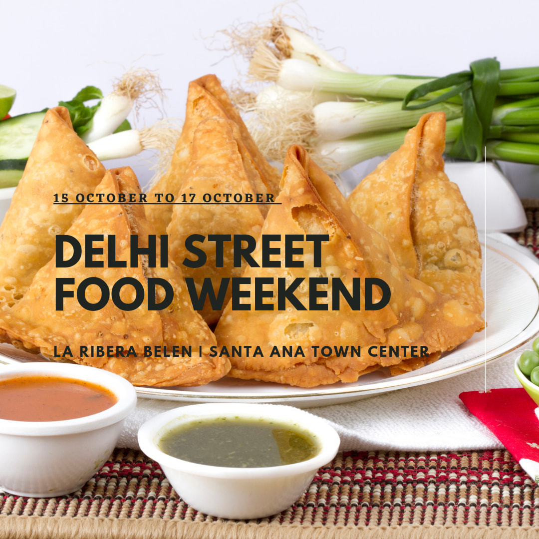 Delhi Street Food Weekend