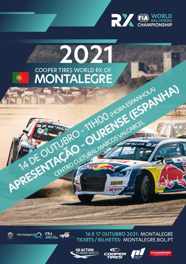 Prova do Mundial Rallycross   Apresentação (Espanha)