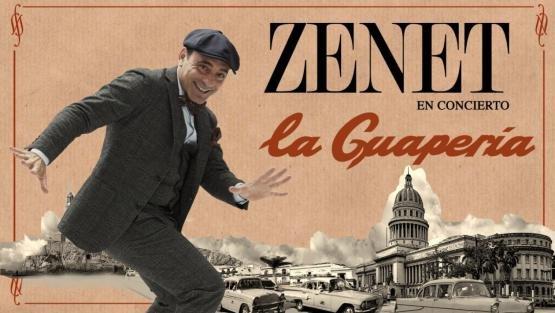 ZENET. Presenta LA GUAPERIA
