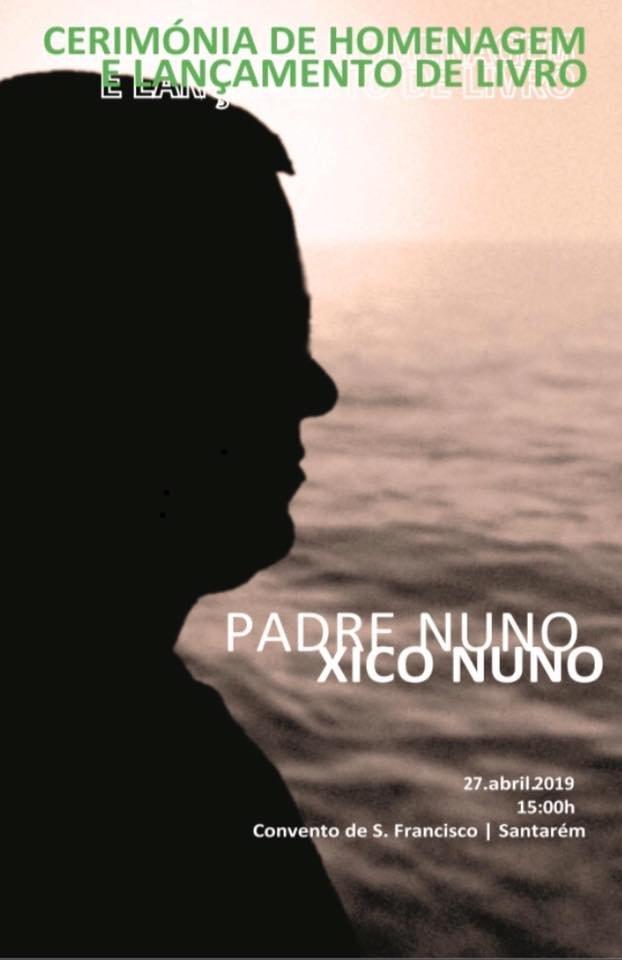 Apresentação de Livro de Memórias Padre Nuno / Xico Nuno