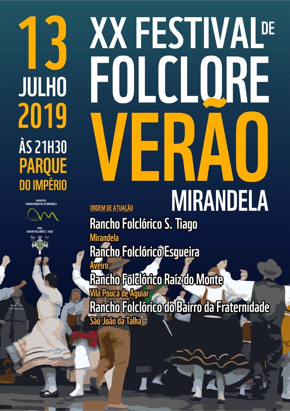XX Festival de Folclore