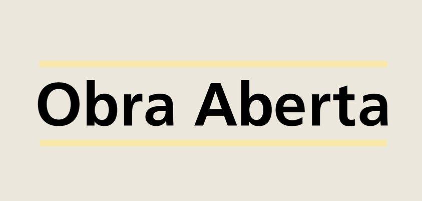 Obra Aberta 2019