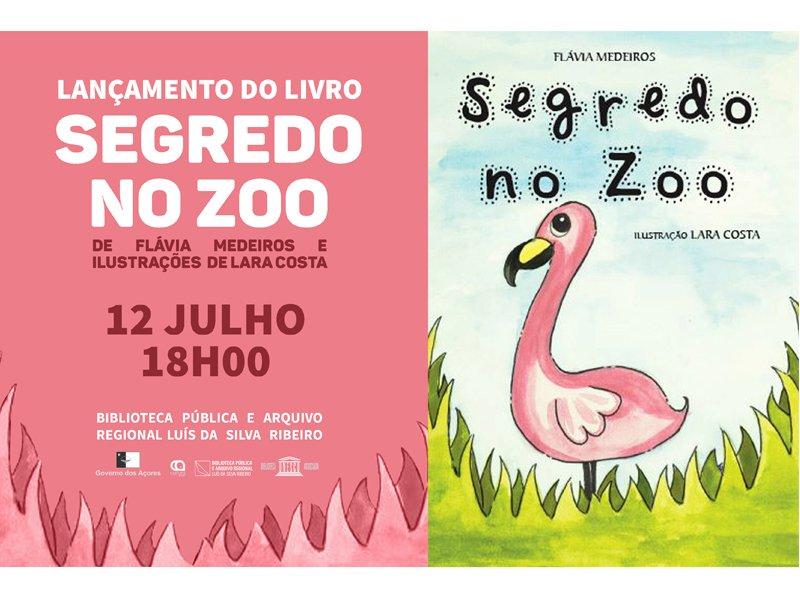 Lançamento do Livro 'Segredo no Zoo'
