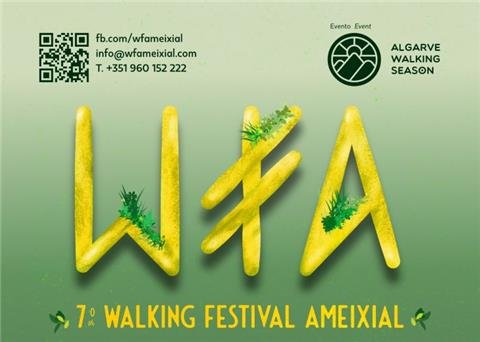 WFA – 7º Walking Festival Ameixial