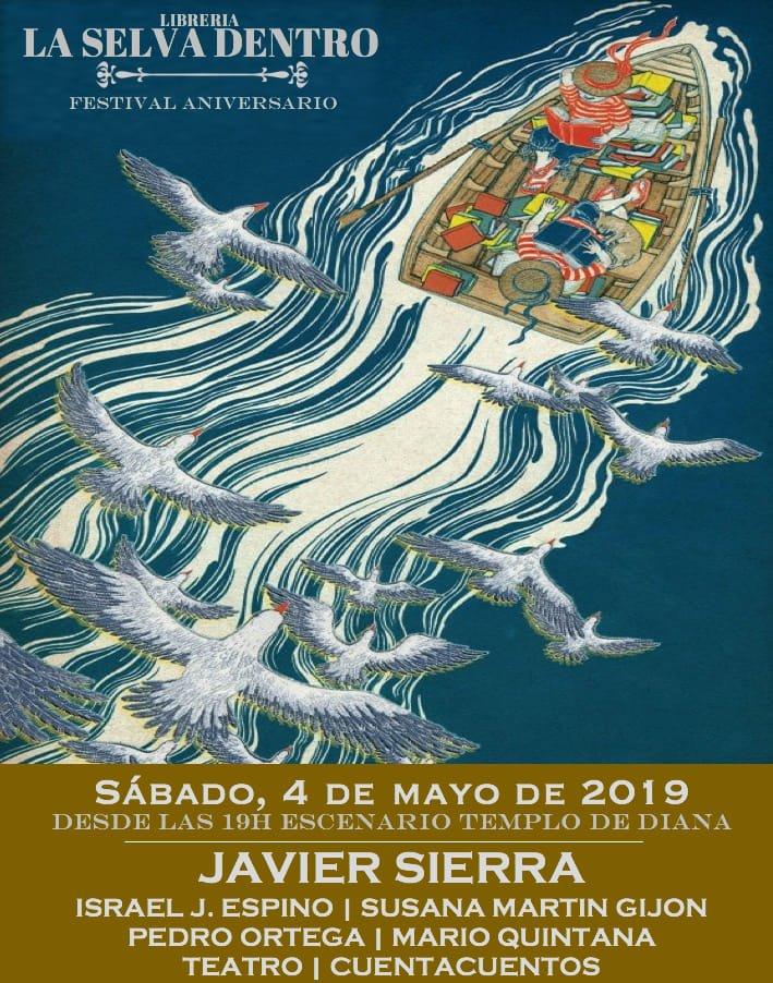 Festival Aniversario Librería 'La Selva Dentro'
