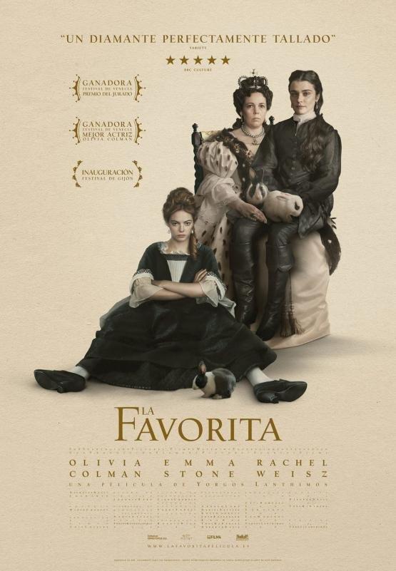 LA FAVORITA, The Favourite