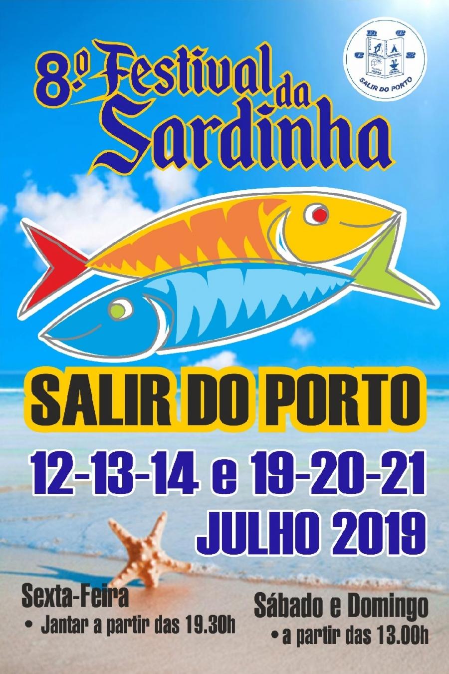 8º Festival da Sardinha em Salir do porto