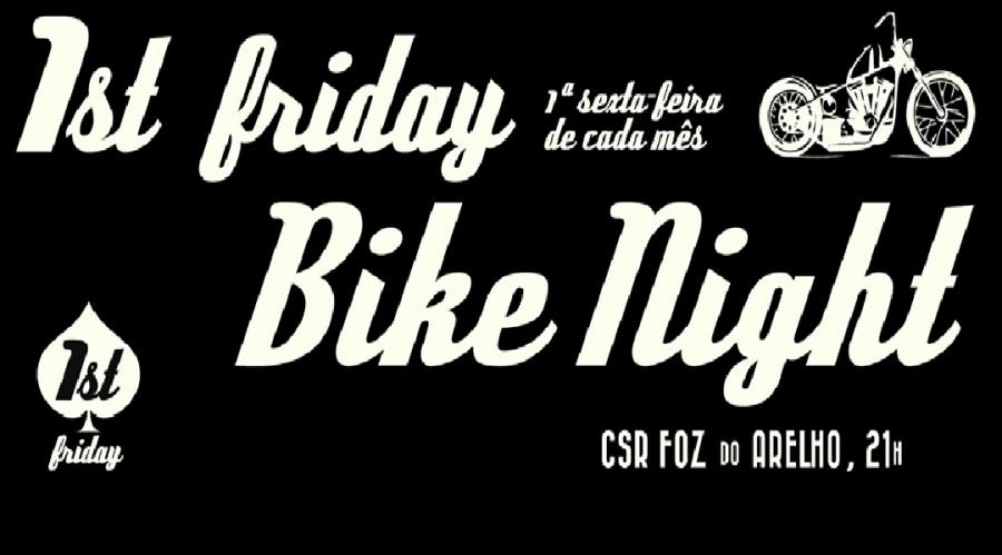 1st Friday Bike Night