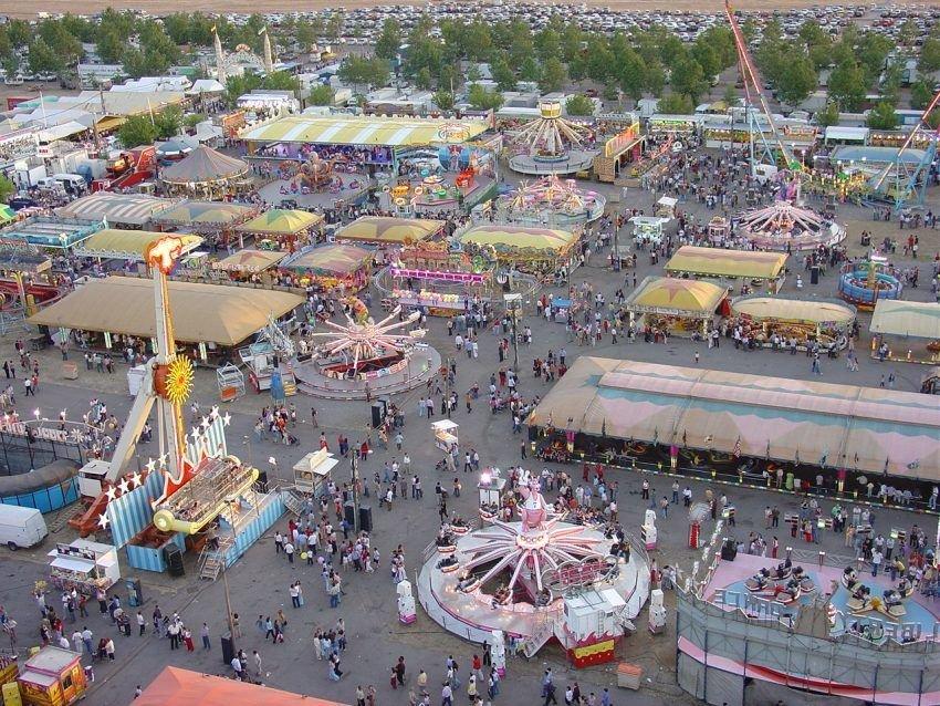 Inauguración Oficial Feria San Fernando