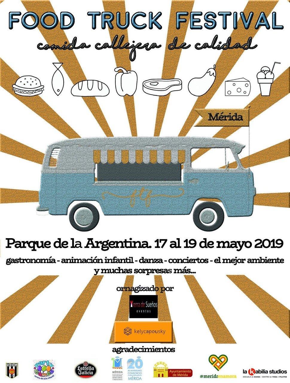 III Mérida Food Truck Festival