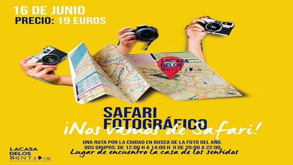 Safari fotográfico - La Casa de los Sentidos