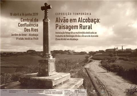 exposição :: Alvão em Alcobaça: Paisagem Rural
