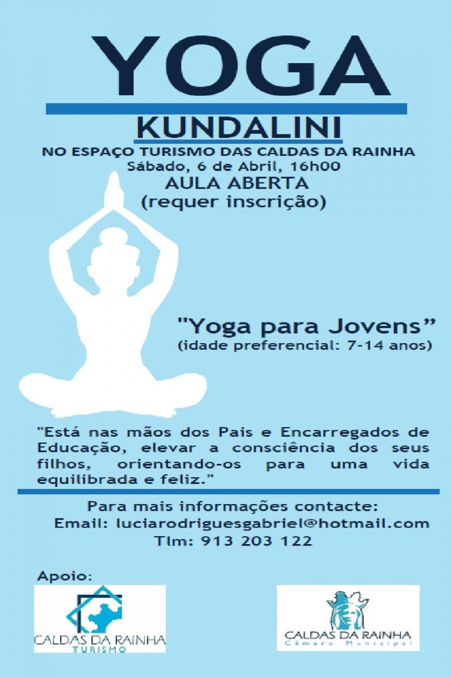 Yoga para Jovens