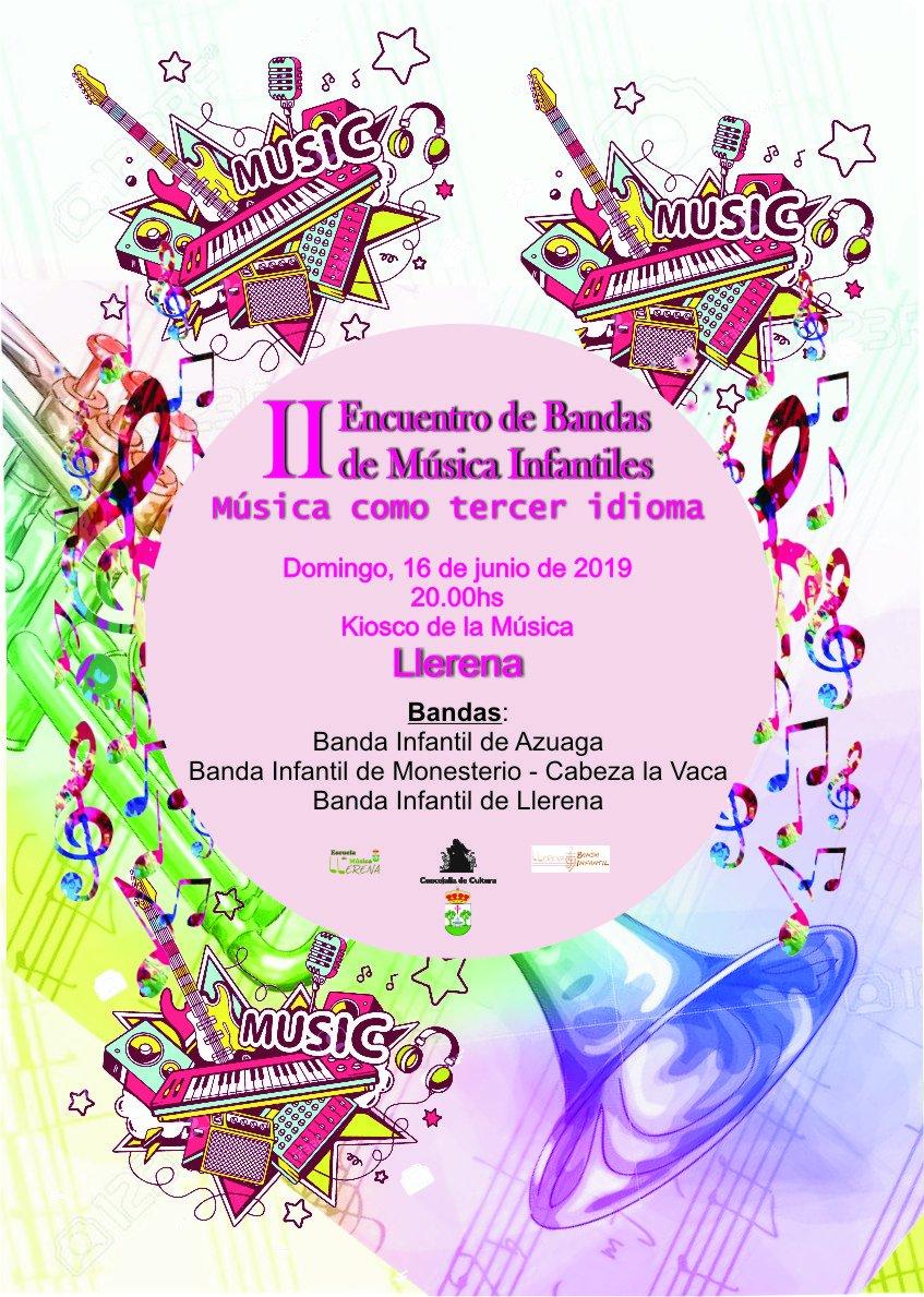 II Encuentro de Bandas de Música Infantiles