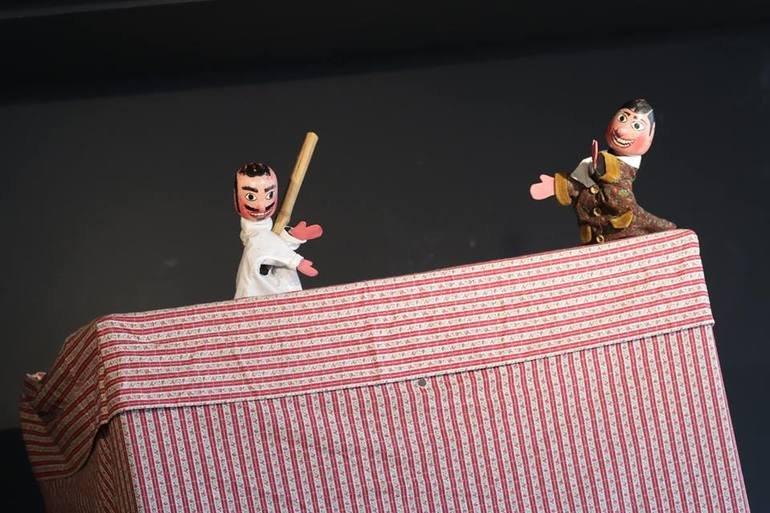 Palheta - Robertos e Marionetas