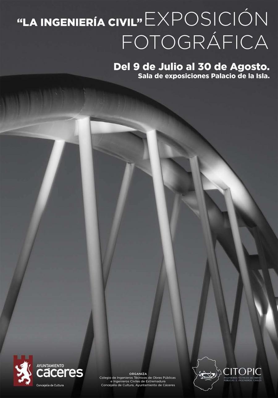"""Exposición Fotográfica """"Ingeniería Civil"""""""