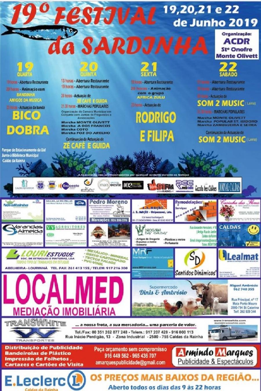 19º Festival da Sardinha