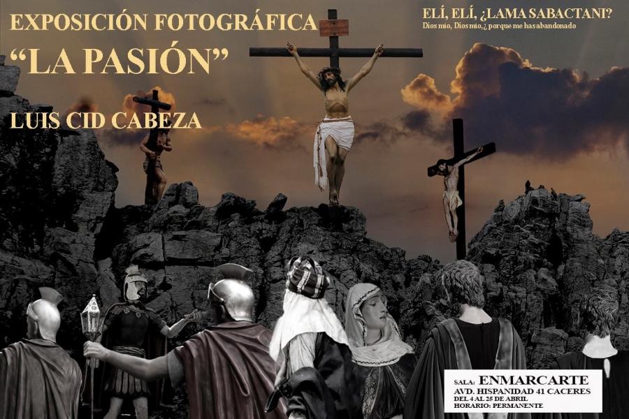 """Exposición """"La Pasión"""""""