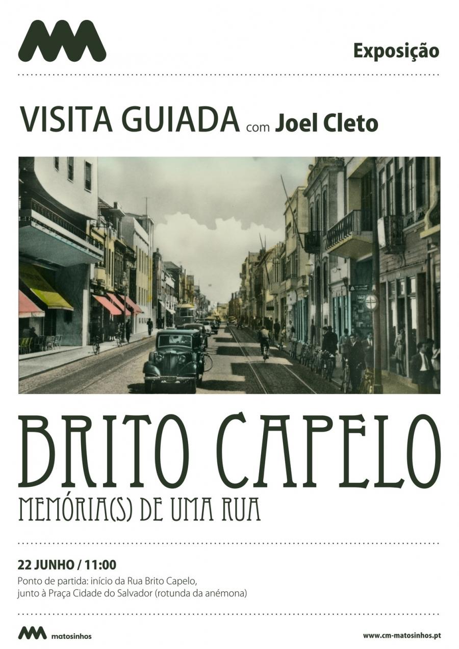 Visita Guiada por Joel Cleto