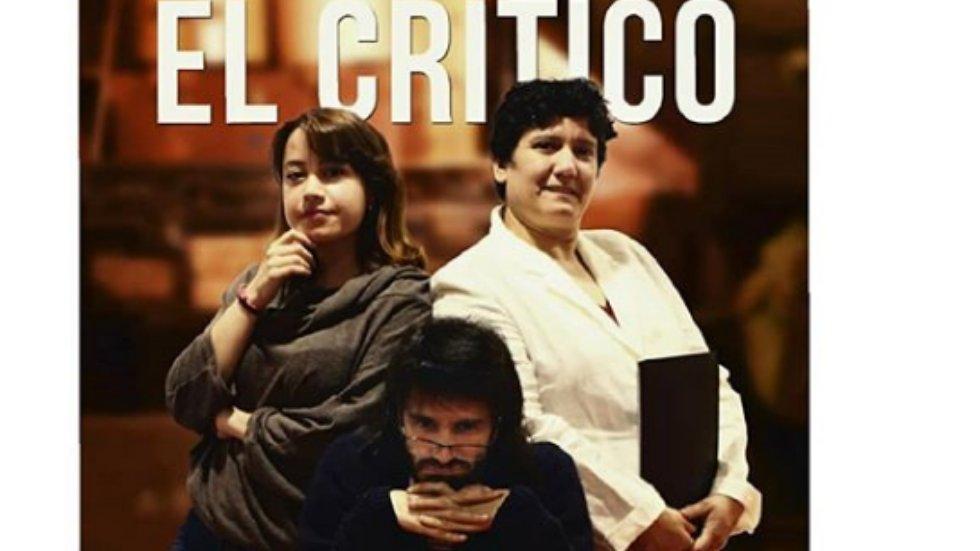 'El Crítico: una historia sobre el amor' - Teatro