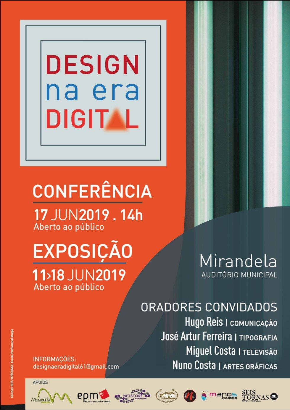 Conferência e Exposição: Design na Era Digital