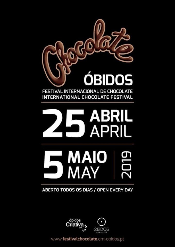 Festival Internacional de Chocolate de Óbidos, edição 2019