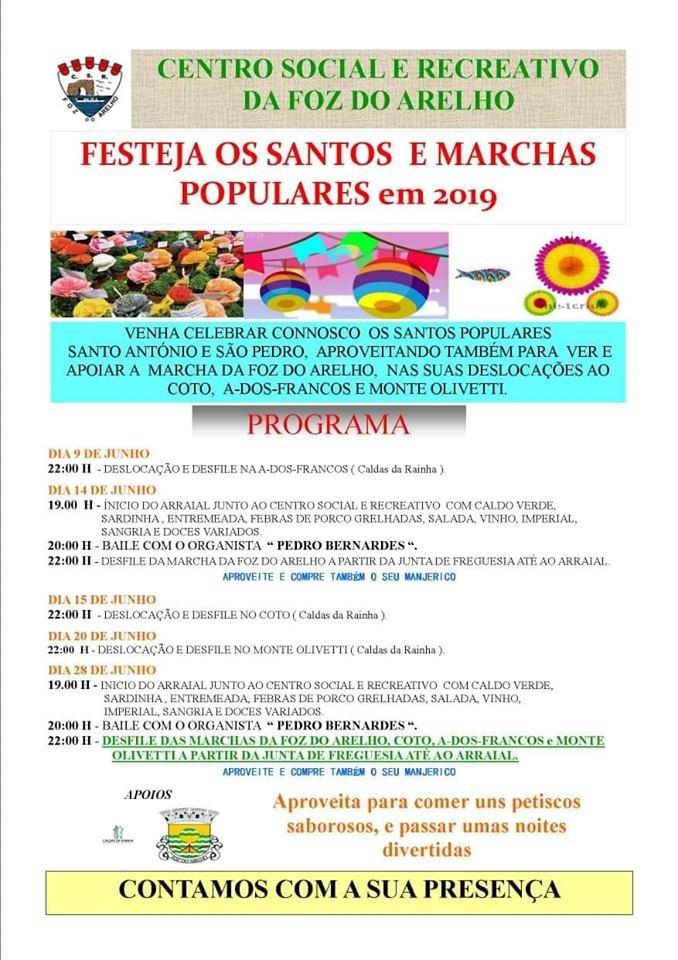 Festejos  SANTOS POPULARES