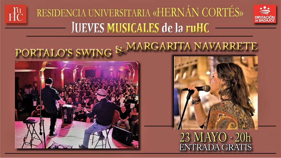 Portalo's Swing & Marga Navarrete - RUHC