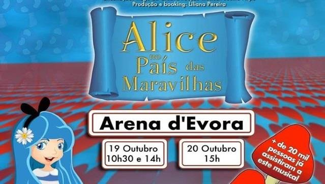 Musical Alice No País Das Maravilhas