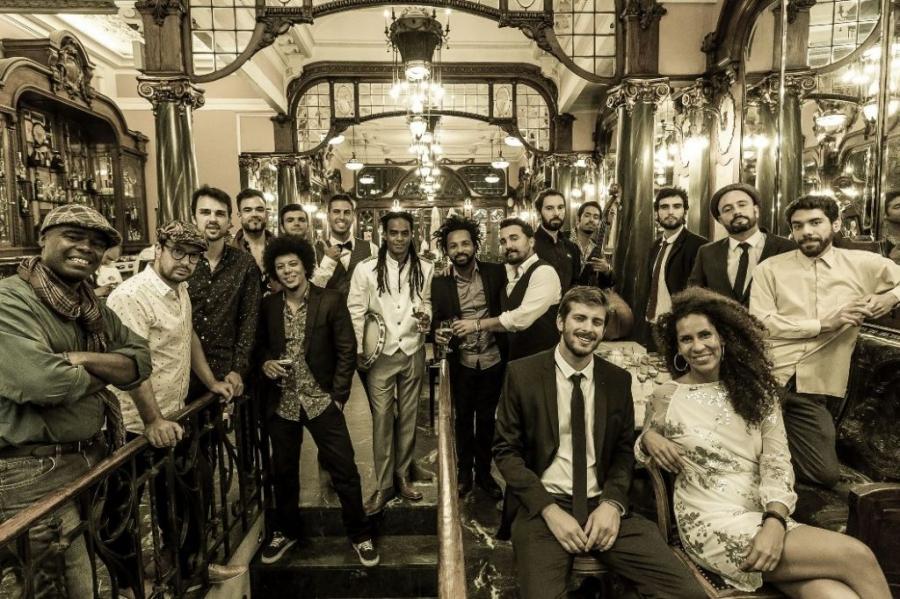 Orquestra Bamba Social & Tiago Nacarato