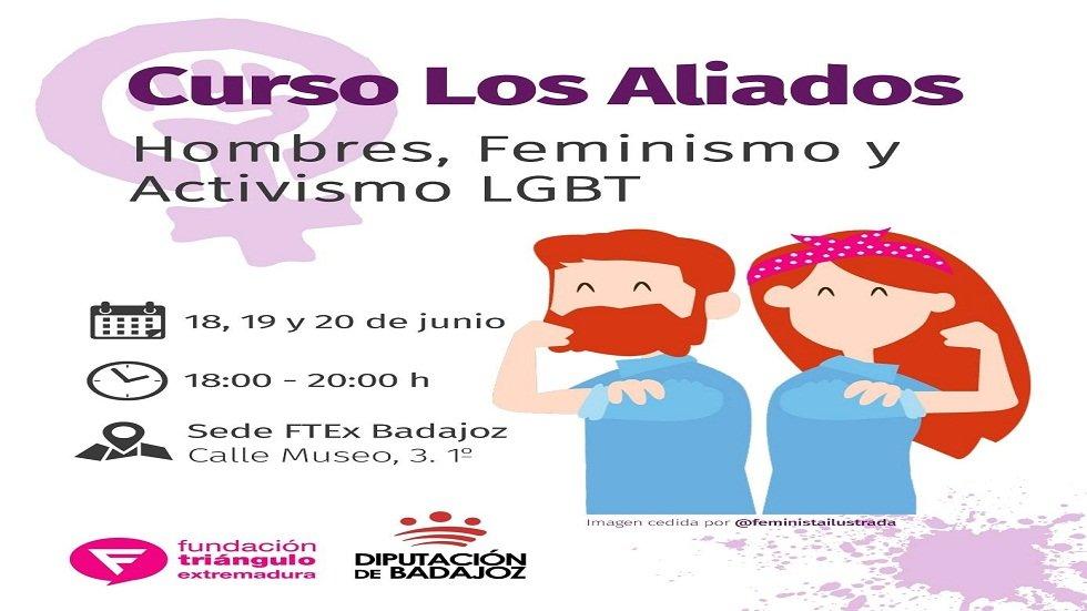Curso Los Aliados: Hombres, Feminismo y Activismo LGBT