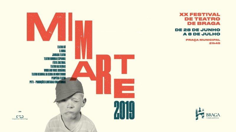 MIMARTE- Festival de Teatro de Braga