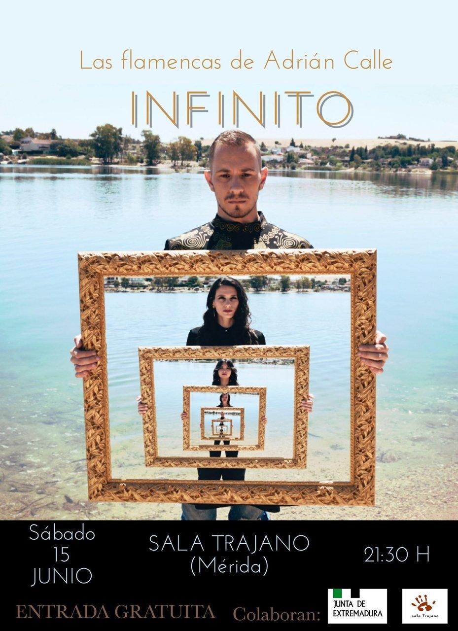 'Infinito', las flamencas de Adrián Calle