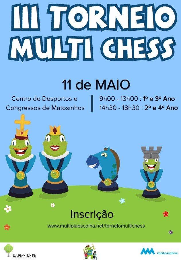 III Torneio Multi Chess