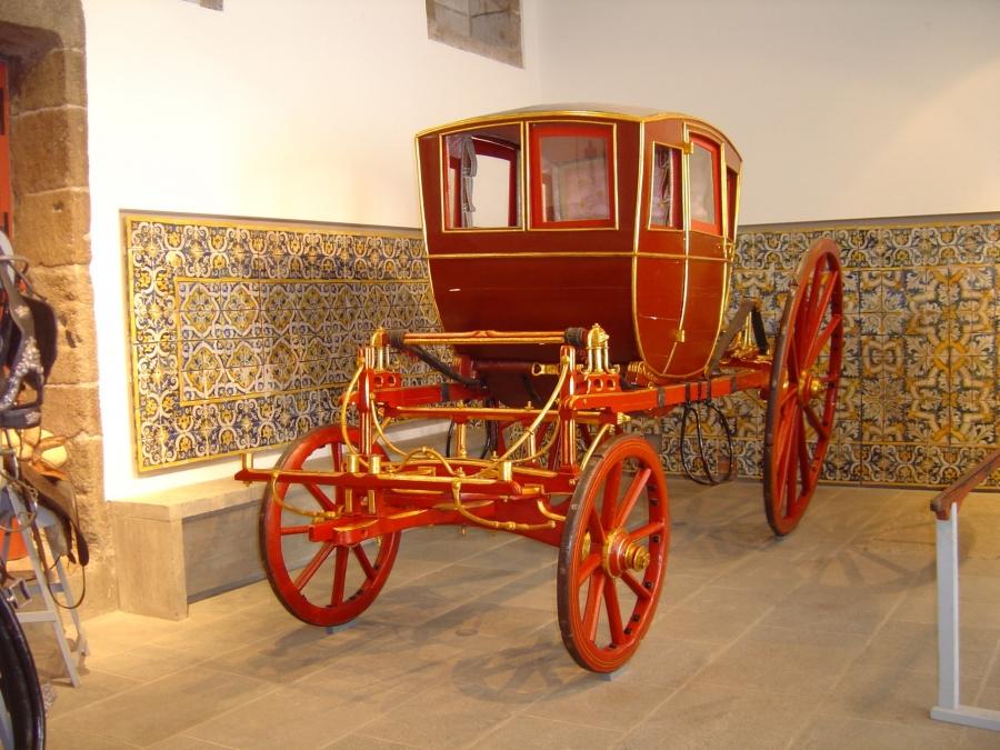 Reserva Visitável de Transportes de Tração Animal dos Séculos XVIII E XIX