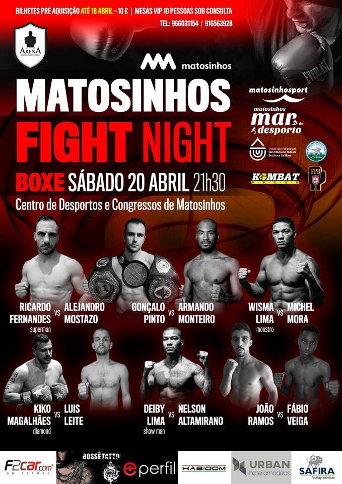 Matosinhos Fight Night