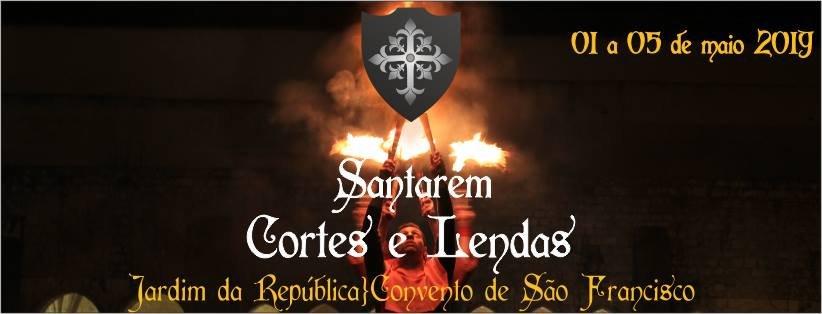 Recriação Histórica l Santarém Cortes & Lendas