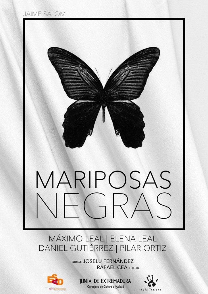 "Teatro: ""Mariposas Negras"""