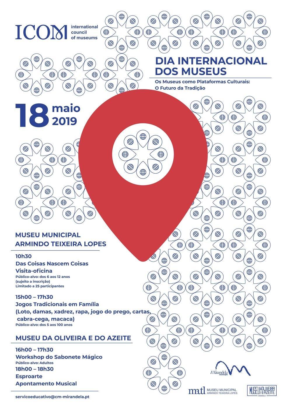 Dia Internacional dos Museus 2019