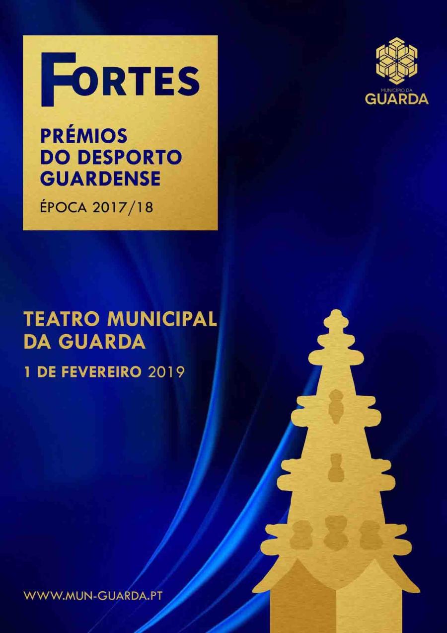 GALA DE DESPORTO CIDADE DA GUARDA