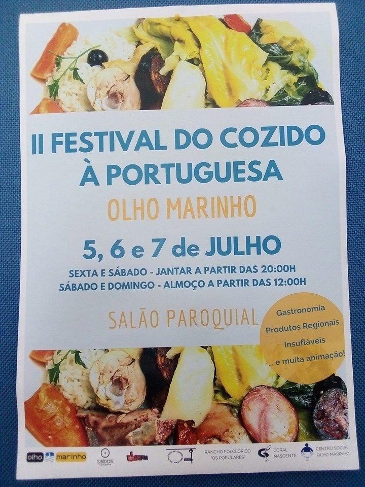 II Festival do Cozido à Portuguesa | Olho Marinho