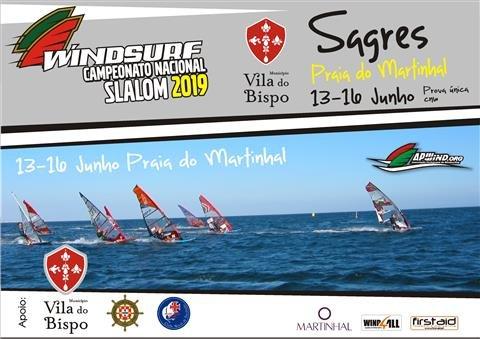 Windsurf Campeonato Nacional Slalom 2019