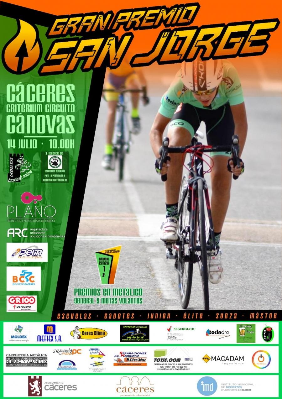 III Critérium Gran Premio San Jorge 2019